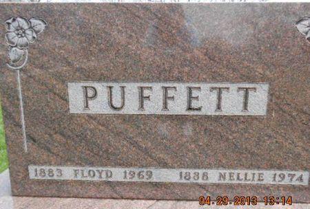 LEHMAN PUFFETT, NELLIE - Delaware County, Iowa | NELLIE LEHMAN PUFFETT
