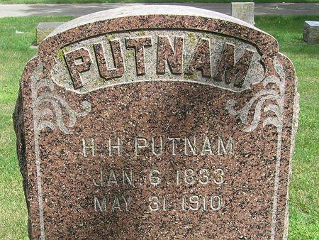 PUTNAM, H. H. - Delaware County, Iowa | H. H. PUTNAM