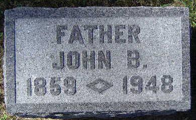 PUTZ, JOHN B - Delaware County, Iowa | JOHN B PUTZ