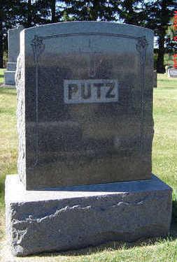 PUTZ, JOHN B. - Delaware County, Iowa   JOHN B. PUTZ