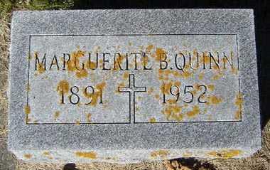 QUINN, MARGUERITE B. - Delaware County, Iowa   MARGUERITE B. QUINN