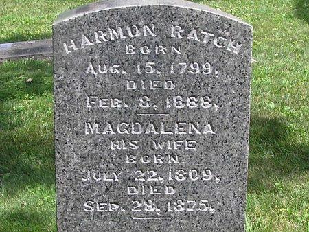 RATCH, HARMON - Delaware County, Iowa | HARMON RATCH