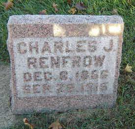 RENFROW, CHARLES J. - Delaware County, Iowa | CHARLES J. RENFROW