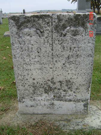 RHINES, JAMES H. - Delaware County, Iowa | JAMES H. RHINES