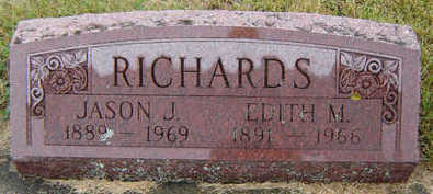 RICHARDS, JASON J. - Delaware County, Iowa | JASON J. RICHARDS