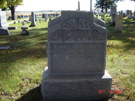 GIBSON RICHARDS, JENNIE - Delaware County, Iowa | JENNIE GIBSON RICHARDS