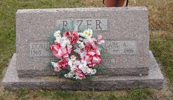 RIZER, CARL A. - Delaware County, Iowa | CARL A. RIZER