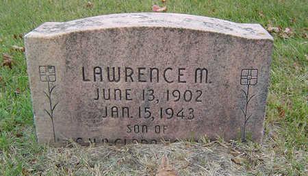ROBBINS, LAWRENCE M. - Delaware County, Iowa | LAWRENCE M. ROBBINS