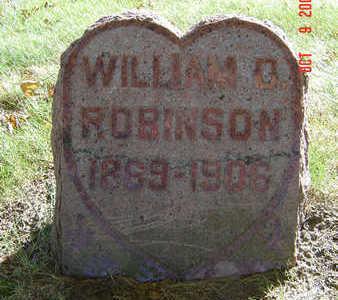 ROBINSON, WILLIAM D. - Delaware County, Iowa | WILLIAM D. ROBINSON