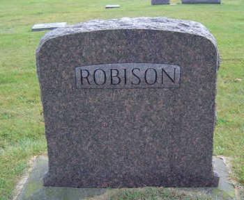 ROBISON, SARAH E. - Delaware County, Iowa | SARAH E. ROBISON