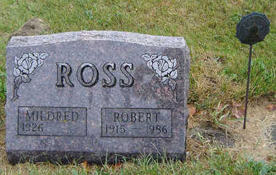ROSS, MILDRED - Delaware County, Iowa | MILDRED ROSS