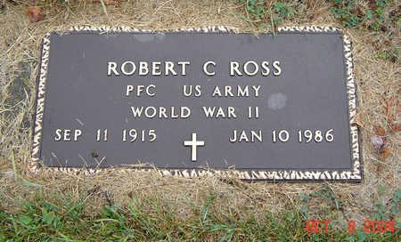 ROSS, ROBERT C. - Delaware County, Iowa | ROBERT C. ROSS