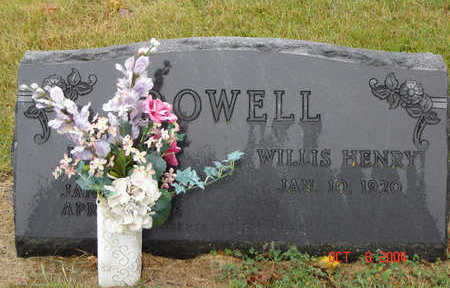 ROWELL, IDA MAYE - Delaware County, Iowa | IDA MAYE ROWELL