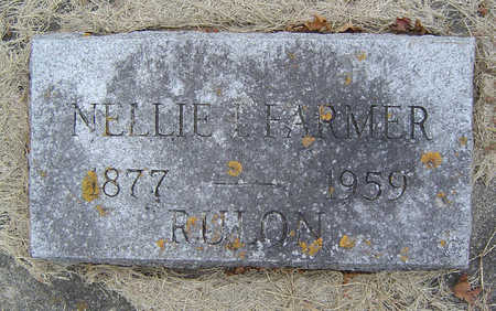 RULON, NELLIE I. - Delaware County, Iowa | NELLIE I. RULON