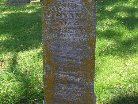 RYAN, HENRY - Delaware County, Iowa | HENRY RYAN