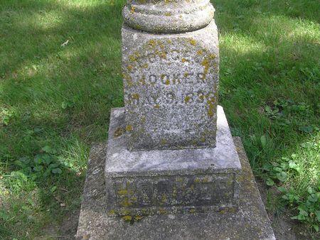 HOOKER, GEORGE - Delaware County, Iowa | GEORGE HOOKER