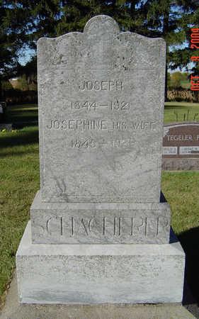 SCHACHERER, JOSEPH - Delaware County, Iowa | JOSEPH SCHACHERER