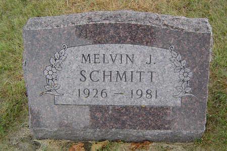SCHMITT, MELVIN J. - Delaware County, Iowa | MELVIN J. SCHMITT