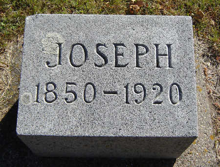 SCHNEIDER, JOSEPH - Delaware County, Iowa   JOSEPH SCHNEIDER
