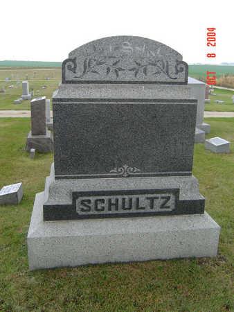 SCHULTZ-FLASHER, FAMILY STONE - Delaware County, Iowa | FAMILY STONE SCHULTZ-FLASHER