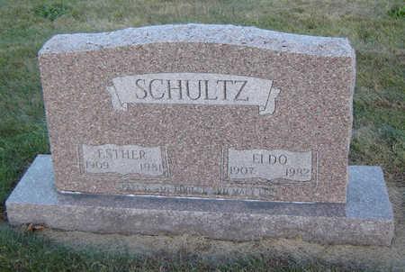 KUHSE SCHULTZ, ESTHER - Delaware County, Iowa | ESTHER KUHSE SCHULTZ