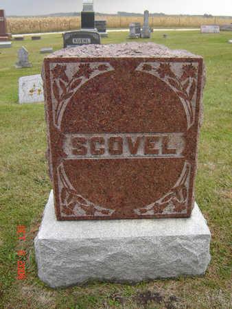 SCOVEL, FAMILY - Delaware County, Iowa | FAMILY SCOVEL