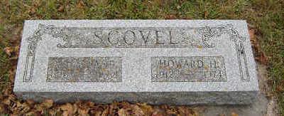 HARDIN SCOVEL, MARY JANE - Delaware County, Iowa | MARY JANE HARDIN SCOVEL