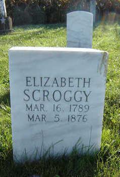 DALTON SCROGGY, ELIZABETH - Delaware County, Iowa | ELIZABETH DALTON SCROGGY