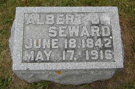 SEWARD, ALBERT O. - Delaware County, Iowa | ALBERT O. SEWARD