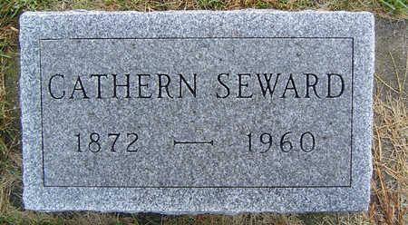 SHERMAN SEWARD, CATHERN MARIE - Delaware County, Iowa | CATHERN MARIE SHERMAN SEWARD