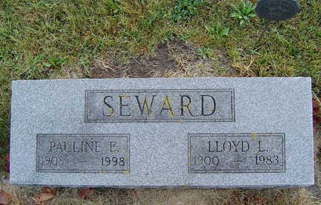 SEWARD, PAULINE E. - Delaware County, Iowa | PAULINE E. SEWARD