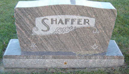 SHAFFER, M. LUCRETIA - Delaware County, Iowa | M. LUCRETIA SHAFFER