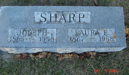 SHARP, JOSEPH - Delaware County, Iowa | JOSEPH SHARP