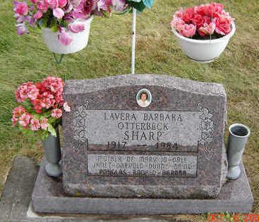 SHARP, LAVERA BARBARA - Delaware County, Iowa | LAVERA BARBARA SHARP