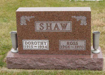 SHAW, ROSS - Delaware County, Iowa | ROSS SHAW