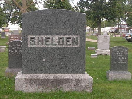 SHELDEN, ANSON, SUSAN,FENELON, CHERYL, RILLA, BENJAMIN, MARY,IDA, CHA - Delaware County, Iowa | ANSON, SUSAN,FENELON, CHERYL, RILLA, BENJAMIN, MARY,IDA, CHA SHELDEN