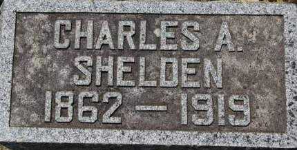 SHELDEN, CHARLES A. - Delaware County, Iowa | CHARLES A. SHELDEN