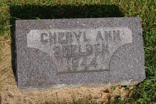 SHELDEN, CHERYL ANN - Delaware County, Iowa | CHERYL ANN SHELDEN