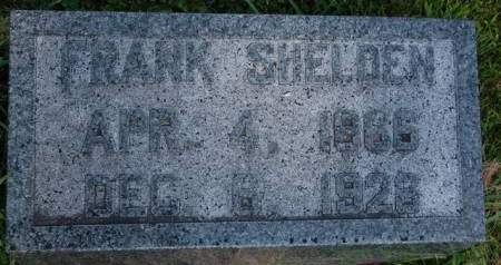 SHELDEN, FRANK - Delaware County, Iowa | FRANK SHELDEN