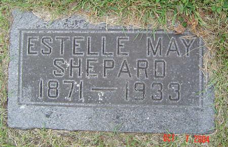 SHEPARD, ESTELLE MAY - Delaware County, Iowa | ESTELLE MAY SHEPARD