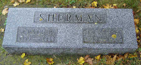 SHERMAN, GRACE B. - Delaware County, Iowa | GRACE B. SHERMAN