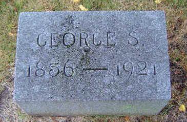 SHERMAN, GEORGE S. - Delaware County, Iowa | GEORGE S. SHERMAN