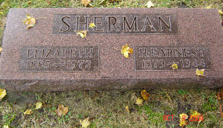 SHERMAN, HENRY EARNEST - Delaware County, Iowa | HENRY EARNEST SHERMAN