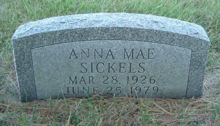 NELSEN SICKELS, ANNA MAE - Delaware County, Iowa | ANNA MAE NELSEN SICKELS