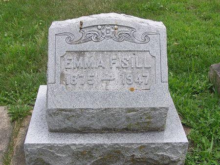 SILL, EMMA - Delaware County, Iowa   EMMA SILL