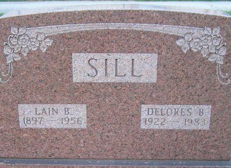 SILL, DELORES B. - Delaware County, Iowa | DELORES B. SILL