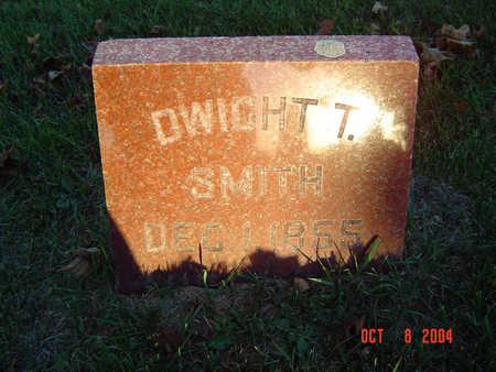 SMITH, DWIGHT T. - Delaware County, Iowa | DWIGHT T. SMITH