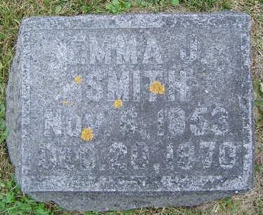 SMITH, EMMA - Delaware County, Iowa   EMMA SMITH