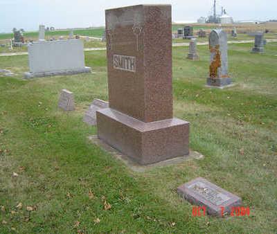 SMITH, FAMILY STONE - Delaware County, Iowa | FAMILY STONE SMITH