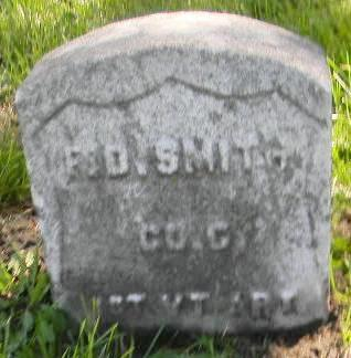 SMITH, FRANK D. - Delaware County, Iowa | FRANK D. SMITH